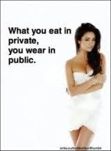 """thinspration - Google Search ... Gotta remember this for those """"closer eating"""" temptation times"""