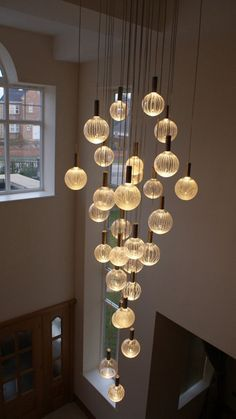 Glass Chandeliers   Contemporary LED Chandeliers   © 2012 Contemporary  Chandelier Company