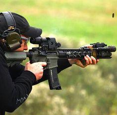 Warsport LVOA Rifle