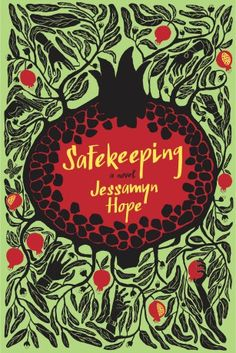 Book cover inspiration. The best book covers of 2015. Safekeeping by Jessamyn Hope; design by Strick&Williams (Fig Tree / June 2015)