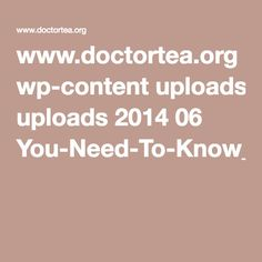 www.doctortea.org wp-content uploads 2014 06 You-Need-To-Know_NAS-MENTAL-HEALTH.pdf