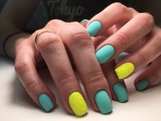Try some of these designs and give your nails a quick makeover, gallery of unique nail art designs for any season. The best images and creative ideas for your nails. Rose Nail Design, Short Nail Designs, Nail Art Designs, Rose Nails, My Nails, Summer Shellac Nails, Neon Nails, Design Ongles Courts, Wedding Nail Polish
