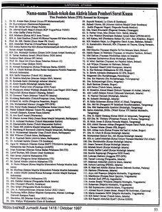 Kompas dan Umat Islam; Somasi 1997 dan 2016  KIBLAT.NET Bila tidak ada aral melintang besok (Kamis 16/7) FPI (Front Pembela Islam) akan mendatangi Kompas untuk meminta penjelasan atas framing pemberitaan kasus razia warung makan Saenih di Serang yang dinilai cenderung mendeskriditkan Islam. Peristiwa seperti ini juga pernah terjadi pada tahun 1997 di mana Kompas disomasi oleh sejumlah tokoh umat Islam. Mengapa disomasi? Di bawah ini artikel menarik tulisan Artawijaya yang dimuat dari blognya…