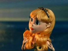 Rankin & Bass, films.. the little mermaid in the movie The Daydreamer