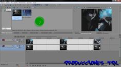 chromatic aberration sony vegas
