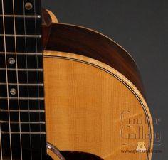 Langejans Brazilian Rosewood Guitar (BR-6)-SOLD
