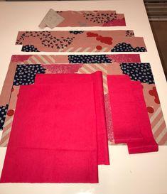 ファスナー付き 横長バッグ の作り方 0-55 | fabricsの毎日 Diy And Crafts, Kimono, Two Piece Skirt Set, Handmade, Bags, Fashion, Sewing Tips, Japanese Language, Handbags