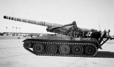 USA (1960) Self Propelled Gun - 524 built A lightweight, airborne SPG In this website