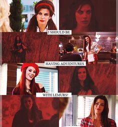 Once Upon a Time. Red Riding Hood