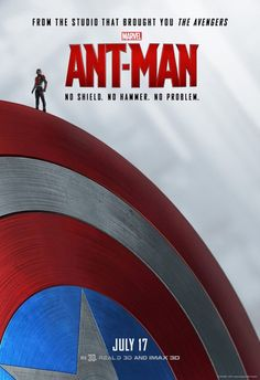 アベンジャーズに参戦も? 体長1.5cmのスーパーヒーロー『アントマン』が大人気の予感