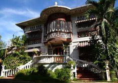 The Heritage of Cebu Filipino Architecture, Philippine Architecture, Spanish Architecture, Colonial Architecture, Exterior Design, Interior And Exterior, Filipino House, Philippine Houses, Bahay Kubo