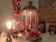 Mi mesa de Pesaj 2014 Oriana Torres