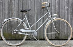 Caminade - This French Company was famous for its  beautiful and elaborate aluminum bicycles  with octagonal section tubing and cast lugs.