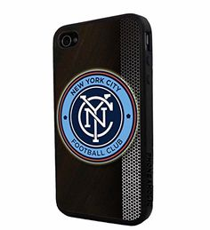 Soccer MLS NEW YORK CITY SOCCER FOOTBALL Logo, Cool iPhone 4 / 4s Smartphone iphone Case Cover Collector iphone TPU Rubber Case Black Phoneaholic http://www.amazon.com/dp/B00WQ21W3Y/ref=cm_sw_r_pi_dp_cBgqvb0GNYWJF