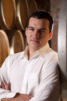 Carl van der Merwe - De Morgenzon Winery, South Africa