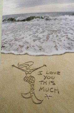 #I <3 you this much