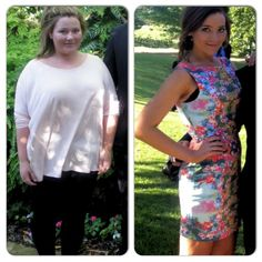 A blog focused on before and after pics and their inspiring stories. If they can do it, so can I! -- How she lost 12 dress sizes in 5 months.