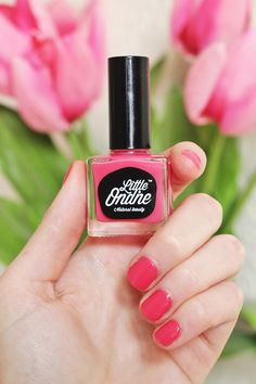 Briar Rose: Little Ondine Cruelty Free Nail Polishes.