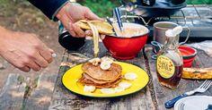 Banana Bread Pancakes   Fresh Off The Grid