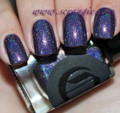 Scrangie: Cirque Colors Fascination Street Swatches and Review