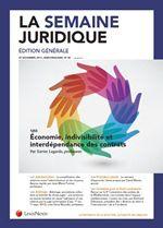 Foulon, Marcel ; Strickler, Yves. Clauses conventionnelles de médiation hors d'instance. JCP G Semaine Juridique (édition générale), No 44 27/10/2014),  page(s) 1982-1989. http://www.lexisnexis.com.doc-distant.univ-lille2.fr/fr/droit/results/renderTocBrowse.do?pap=brws_all_cs&sourceId=F_FR04STRevuesSrch.CS00006002&browseState=27_T387229077