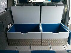 komfortmatratze matratze 3 teilig vw t4 multivan stoff grau vw t4 multivan t4 multivan. Black Bedroom Furniture Sets. Home Design Ideas