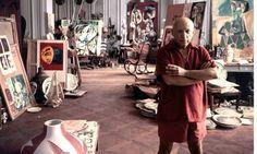 Picasso's studio #artists