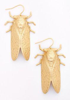 Magicicada Earrings
