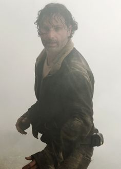 Rick Grimes in The Walking Dead Season 7 Episode 1   The Day Will Come When You Won't Be