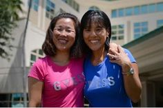 Orphaned Korean sisters reunited by chance in Florida after 40 years