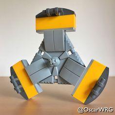 #LEGO #NEXOGON #Fidget #Spinner #FidgetSpinner #MOC #LEGOmoc @NewElementary @lego_group @lego