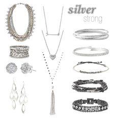 My favorite silver Stella & Dot pieces  http://www.stelladot.com/jacquelinesamuel