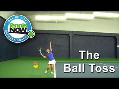 For some of us, the toss can be tricky. Check out this video for a few simple tips to ensure a perfect toss every time.
