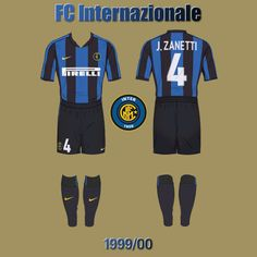 Zanetti 1999/00 Sports, Tops, Fashion, Moda, La Mode, Sport, Shell Tops, Fasion, Fashion Models