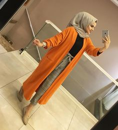 #tesettür #hijab Islamic Fashion, Muslim Fashion, Modest Fashion, Hijab Fashion, Hijab Dress, Hijab Outfit, Muslim Girls, Muslim Women, Dungarees Outfits