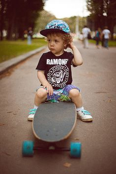 my future kid look out