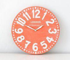 Vintage London Clock