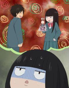/Kimi ni Todoke/#424408 - Zerochan   Kimi ni Todoke 2nd Season Episode 01   Production I.G.   Shiina Karuho