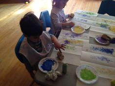 Having fun exploring ! #micasita #homedaycare #chicago #toddler #kids #creative #daycare #family #art #inspiration