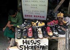 Shoes Repair