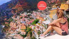 Nicki Positano: True-Life Videos of Living the Dream on the Amalfi Coast Italian Lifestyle, Life Video, Italian Language, Sorrento, Ancient Rome, Daily Photo, Positano, Amalfi Coast, Italian Style