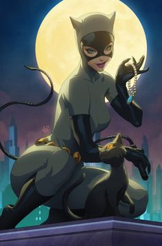Catwoman - sexycomics - ComicList: DC Comics New Releases for can find Dc comics art and more on our website.Catwoman - sexycomics - C. Batman Und Catwoman, Batgirl, Batman Arkham, Batman Robin, Batman Batmobile, Joker Batman, Arte Dc Comics, Batman Kunst, Animation