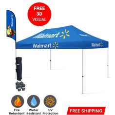10x10 canopy tents are the perfect way to highlight your brand. Buy products such as 10x10 canopy tents available at Branded Canopy Tents. Our custom printed tents packages are designed with your business in mind. For more information visit the website. #Canopiesunlimited #Canopiesunlimited