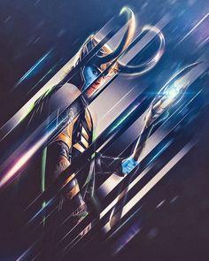 Loki Laufeyson fan art by Masaolab