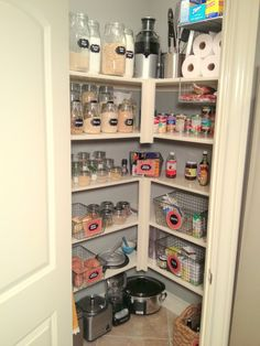 Useful Strategies for Organizing Your Pantry // SimplyFabulousLiving.com