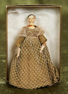 Queen Victoria Played Here: Queen Victoria's Doll collectdolls.about.com