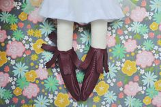 Beijos Girl ★ This doll was created and designed with a collaboration of Mandarinas de Tela and Beijos Events.