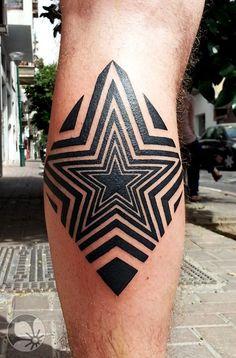 Sorce:  ------ Stars tattoo