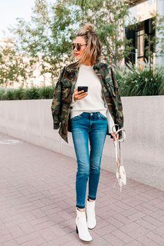 10 Looks Con Chaquetas Camo Para Esta Primavera   Cut & Paste – Blog de Moda