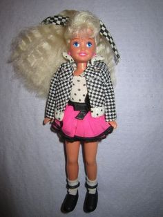 Vintage Stacie Doll Barbie Sister 1992 Party N Play Outfit 8 Mattel Clothes | eBay